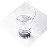 Glass of vodka Royalty Free Stock Image
