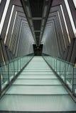 Glass Walkway Royalty Free Stock Photo