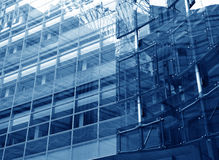 Glass wall Royalty Free Stock Photos