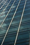 Glass Wall Stock Image