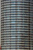 Glass wall. Of a high-rise building in downtown Toronto Royalty Free Stock Photography