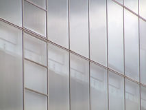 Glass wall Royalty Free Stock Photography