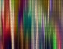Glass wall colorful abstract background Royalty Free Stock Photography
