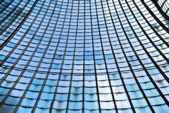 Glass wall Royalty Free Stock Image