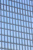 Glass wall of a skyscraper. Glass wall of a skyscraper for design business background in your work Stock Photography