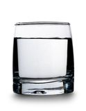 Glass of water Stock Image