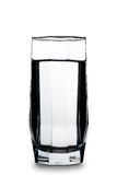 Glass of water Royalty Free Stock Photography