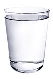 A Glass of Water Stock Photo