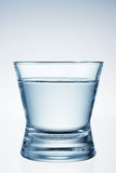 Glass of water with clipping path Stock Photo