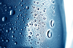 Free Glass Water Drops Stock Image - 2889191