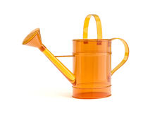 Glass watering can Stock Images