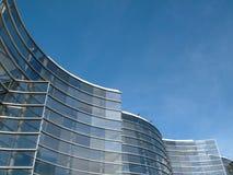 Glass Waves Stock Image