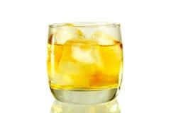glass whiskey arkivbilder