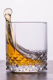 glass whiskey arkivbilder