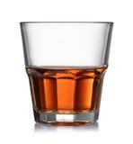 glass whiskey royaltyfri fotografi