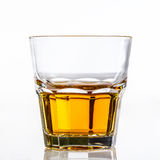 Glass of whiskey or scotch Royalty Free Stock Photos