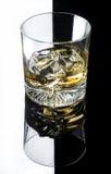 glass whisky Arkivfoton