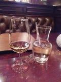 glass whisky Fotografering för Bildbyråer