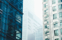 Glass Window High Rise Building Royalty Free Stock Photos