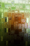 Glass Window Texture Royalty Free Stock Images