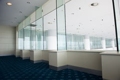 Glass windows Royalty Free Stock Photography