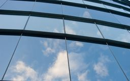Glass windows Royalty Free Stock Photos