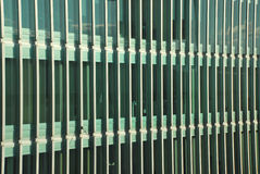 Glass windows of building Royalty Free Stock Photography