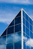 Glass Windows Facade stock image
