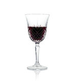 A glass of wine. Royalty Free Stock Photos