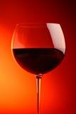 glass wine royaltyfri fotografi