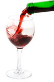 Glass wine Stock Photos