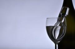 Glass stock image