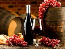 Glass of wine. Enjoy a good glass of wine Royalty Free Stock Photo