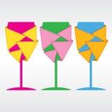 Glass of Wine. Stock Photos