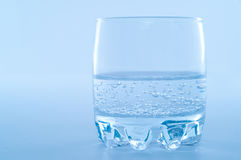 Free Glass With Water Royalty Free Stock Photography - 8741127