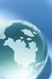 Glass World Royalty Free Stock Image
