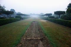 Glassare giardino Fotografia Stock Libera da Diritti