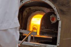 Glassblower Stock Images