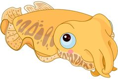 Glasschervenvissen Royalty-vrije Stock Foto