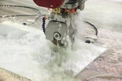 Glasschleifmaschine Stockfotos