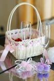 glasse γάμος δαχτυλιδιών μαξι&lambd στοκ εικόνα