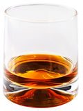 Glasse of whiskey Royalty Free Stock Images