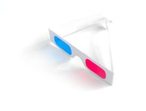 Glasses(11).jpg Royalty Free Stock Photo