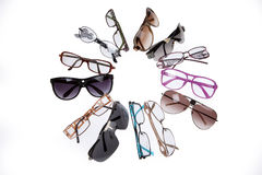 Glasses Royalty Free Stock Photography