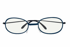 Glasses. An illustration of some reading glasses royalty free stock images