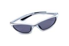 Glasses. Grey glasses on a white background Stock Photo
