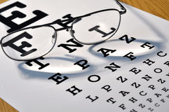 Glasses Royalty Free Stock Images