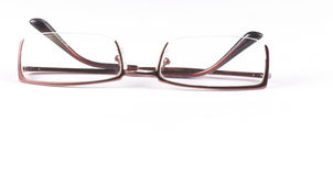 Glasses. Chart, conceptual, eye, eyechart, eyeglasses, frame, glasses, lenses, optometry, see, sight, style, vision, abstract, opthamology royalty free stock photo