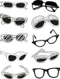 Glasses Royalty Free Stock Photo