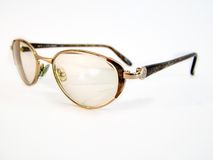 Glasses. Old  glasses Royalty Free Stock Images